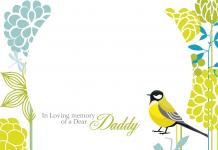 of a Dear Daddy