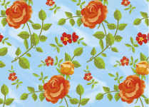 Floral/Contemporary/Patterns