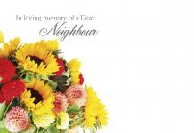 of a Dear Neighbour