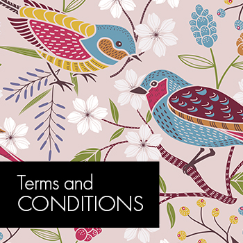 Floral elegance terms and conditions